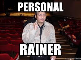 Personal Meme Generator - personal rainer menestyjä manne meme generator
