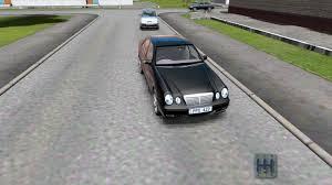 mercedes city car igcd mercedes e klasse in city car driving