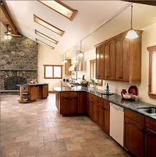 living 2017 fabulous kitchen with charming modern flooring tiles