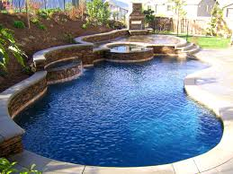 Landscaping Ideas For Big Backyards Furniture Agreeable Backyard Landscaping Ideas Swimming Pool