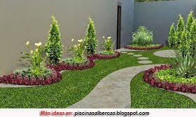 imagenes de jardines pequeños con flores diseño de jardines pequeños flores pinterest diseños de