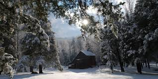 cozy winter for 2 in a timber frame cabin virginia is for