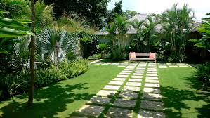 online garden design ideas rectangular outdoor magnificent with