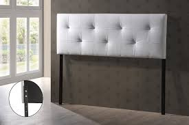 amazon com baxton studio wholesale interiors dalini headboard