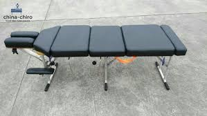 portable chiropractic drop table portable chiropractic drop table with folding function chiropractic