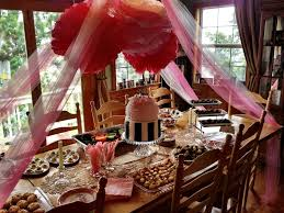Pink And Brown Baby Shower Decorations Brown And Pink Baby Shower Decoration Ideas Baby Shower Decoration