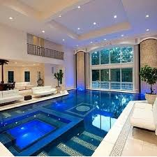 888 best luxury pools images on pinterest indoor swimming pools