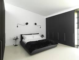 chambre a coucher noir et blanc des chambres minimalistes noir et blanc bricobistro