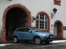 Mitsubishi Asx 2011 Pictures Information U0026 Specs