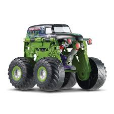 large grave digger monster truck toy wheels monster jam monster morphers grave digger vehicle
