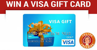 win gift cards instantly win a visa gift card julie s freebies