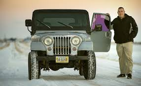 electric jeep teacher revamps old jeep with electric motor washington times