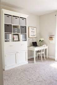 rustic chic home office reveal angela marie made
