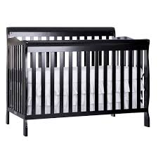 Storkcraft Portofino Convertible Crib And Changer Combo Espresso by Convertible Cribs Walmart Com
