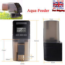 Automatic Pond Fish Feeder