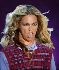 Beyonce Birthday Meme - bad luck beyonce unflattering beyonce know your meme