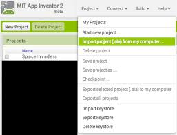 how do i open apk files and packaging apps explore mit app inventor