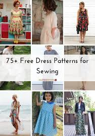 design dress 75 free dress patterns for sewing allfreesewing