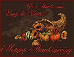 give thanks and enjoy the harvest happy thanksgiving pictures