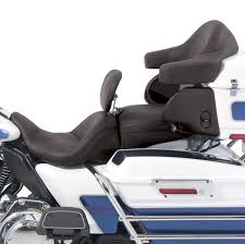 mustang touring seat mustang one lowdown touring seat with backrest 224 054