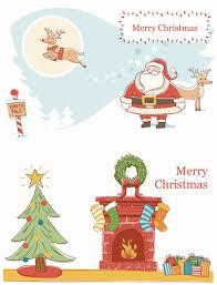 christmas card template card templates