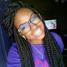 best hair for braid extensions box braids hairstyles can be done on natural hair or extensions