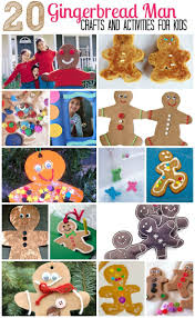 20 easy gingerbread crafts and activities for kids i love these