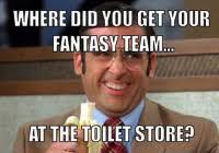 Shit Talking Memes - nice shit talking memes win 10 in our weekly fantasy football