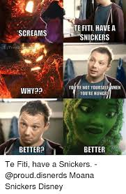 Snickers Commercial Meme - 25 best memes about youre not yourself when youre hungry