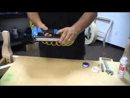 Best Upholstery Stapler Upholstery Stapler Youtube