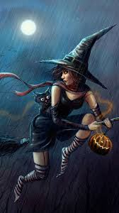 halloween witch backgrounds evil witch halloween best htc one wallpapers