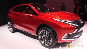 mitsubishi concept xr phev mitsubishi xr phev ii concept walkaround 2015 geneva motor