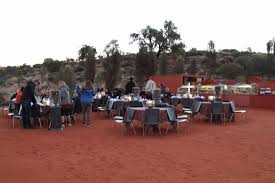 field of light uluru field of light dinner picture of voyages ayers rock resort uluru