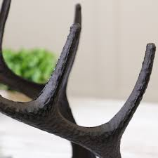 Antler Wine Rack by Buy Cast Iron Antler Wine Rack At Mailshop Co Uk Mp1388329