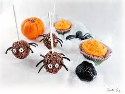 Halloween Pop Cakes