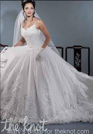marys bridal bridal 9129