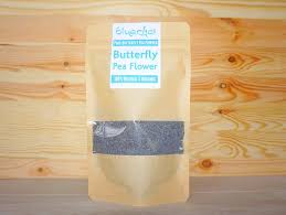 organic butterfly pea flower powder bluechai shop