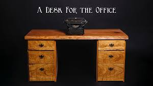 Designing A Desk by A Desk For The Office Youtube