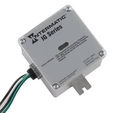Intermatic 15 Amp Plug In by Intermatic Type 1 Or 2 Surge Protective Device White Ig1240rc3