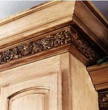 Best Kitchen Trim Ideas Images On Pinterest Home Molding - Crown moulding ideas for kitchen cabinets