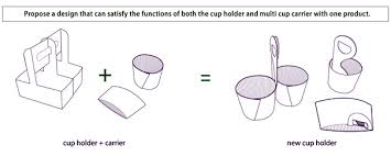coffee cup carry yanko design
