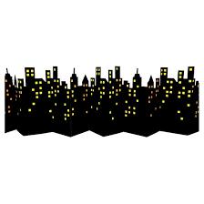 back drop skyline backdrop decoration spritz target