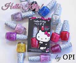 opi kitty collection swatches u0026 review lacquered