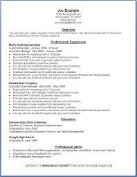 resume template for free to use free basic resume exles exles of resumes