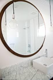 mid century mirror mid century modern bathroom mirror entryway pecan west elm home
