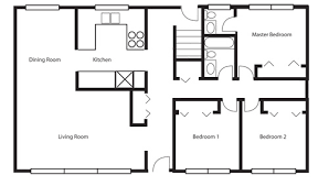bungalow floor plans 1950 bungalow house plans homes zone