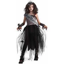hermione granger halloween costumes goth prom queen girls u0027 child halloween costume walmart com