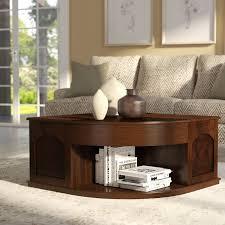 Arlington Lift Top Storage Ottoman Lift Top Coffee Tables You U0027ll Love Wayfair