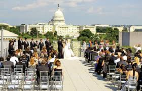 wedding venues in washington dc newseum has a beautiful view of the dc capitol and mall