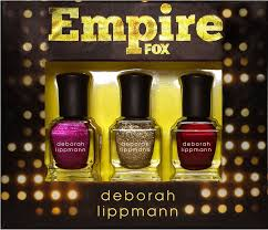 deborah lippmann launches empire inspired nail polish collection